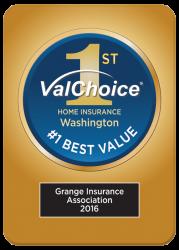 Grange Insurance Best Value for Home Insurance in Washington