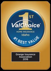 Grange Insurance Best Value for Home Insurance in Idaho