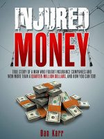 """Injured Money"" book cover"