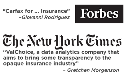 Forbes and New York Times