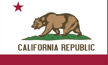 The California state flag is the image for the California insurance page on the ValChoice website