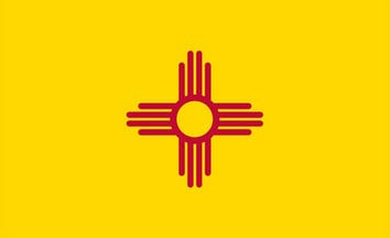 The New Mexico state flag is the image for the New Mexico insurance page on the ValChoice website