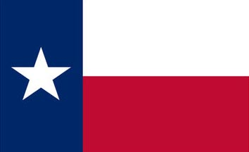 The Texas state flag is the image for the Texas insurance page on the ValChoice website