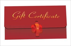 Holiday Gift Certificate | Best Car Insurance