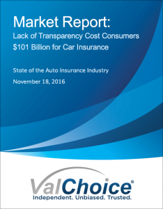 Report on Car Insurance Transparency.