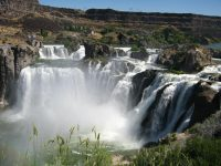Shoshone Falls, Idaho. Image for Find Insurance Agents in Idaho