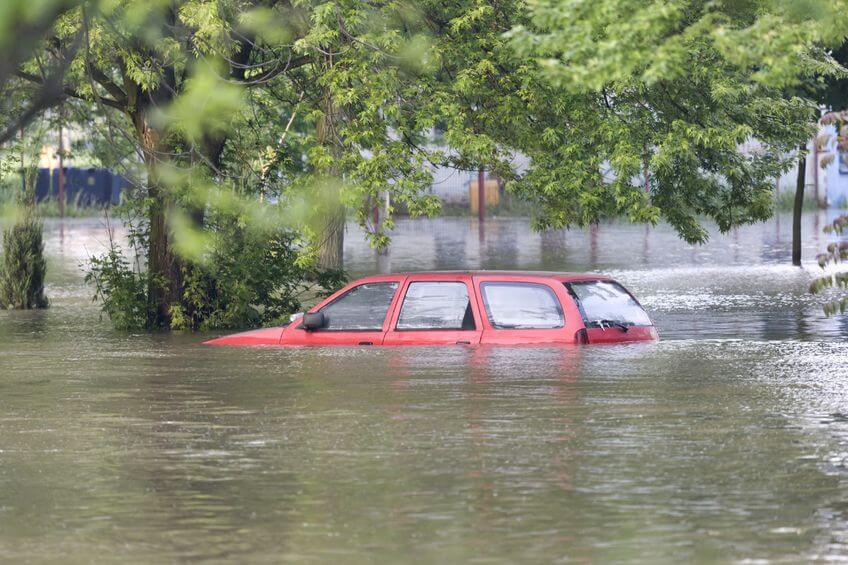 Does Your Car Float Like a Boat? What to do if it Won't!