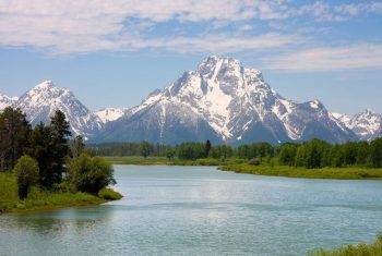 Picture of Grand Teton's for the Find Wyoming Insurance Agents web page on ValChoice.com