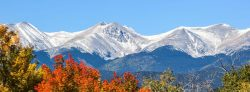Image of Fall Colors and First Snow for Find Insurance Agents in Colorado, best car insurance in Colorado and best home insurance in Colorado Web Page