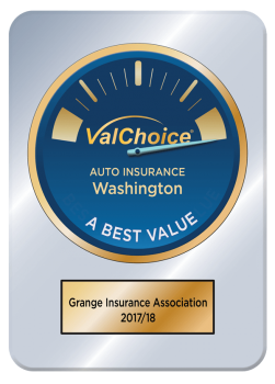 A Best Value for Auto insurance in Washington, Grange Insurance