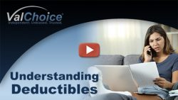 Cover image for video on how deductibles impact car insurance prices.