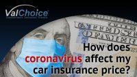 Coronavirus - car insurance tiny