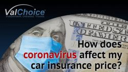 How does coronavirus affect car insurance