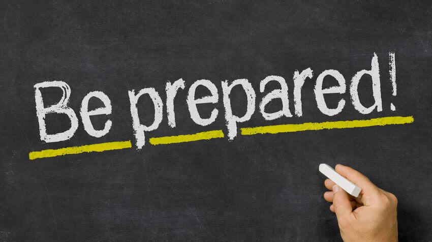 Image for blog post on National Preparedness Month